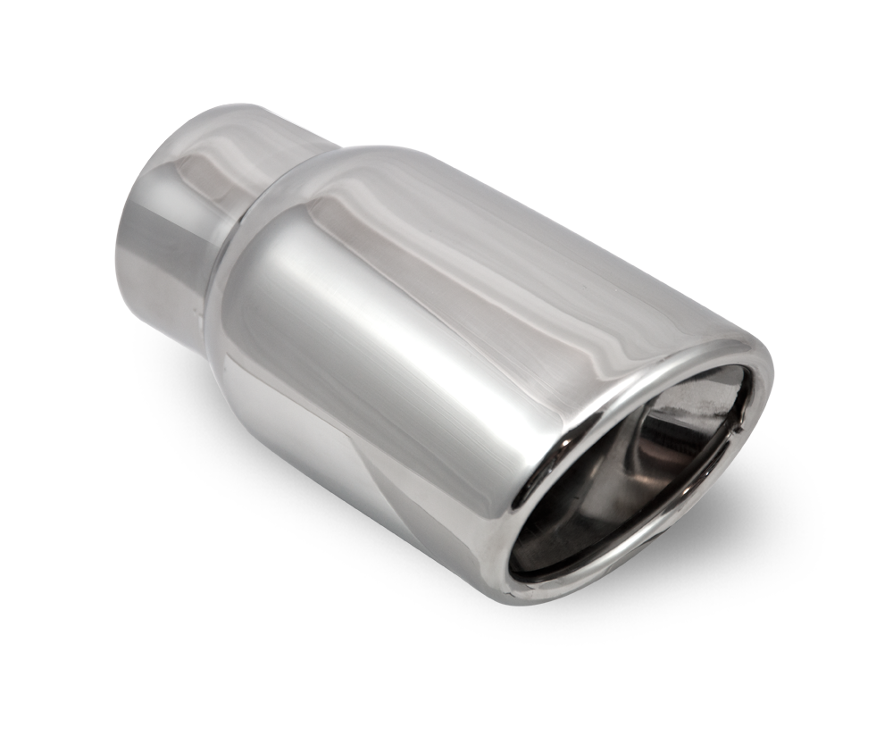 3 Inchx2.5 Inch, Rolled In, Slash Cut (S76140VID-304)