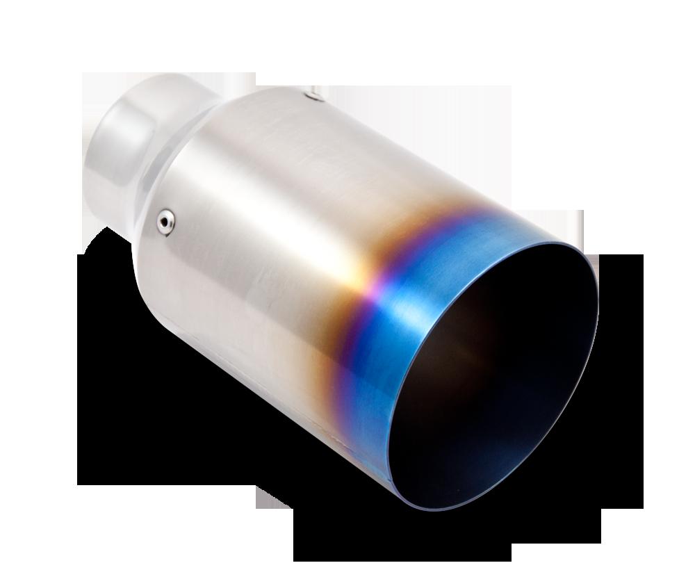 4 Inch, Titanium (TO102R Titanium)